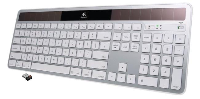 Logitech K750 Mac Tastatur